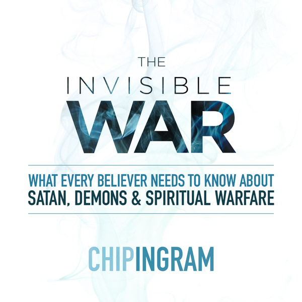 The Invisible War, spiritual warfare 101, 201, 302, 401, deliverance, demonic, indluence album art